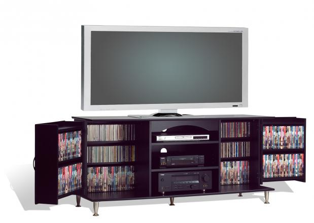 Black 60 Inch Tv Console With Storage