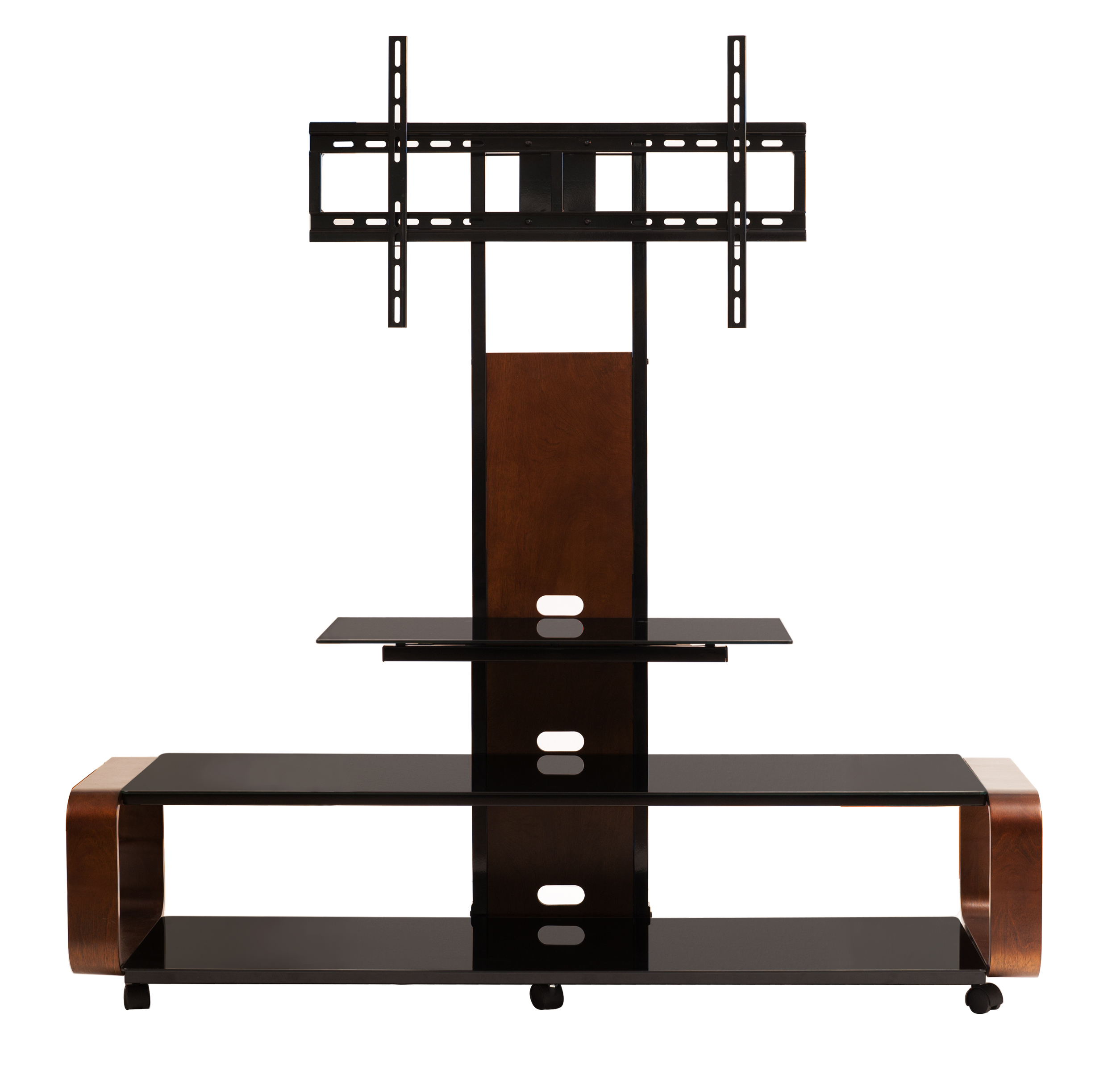 Multi Function 3 In 1 Tv Stand With Universal Mounting System