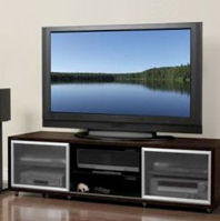 TV Stands with Shelves