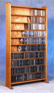 Monster CD Rack