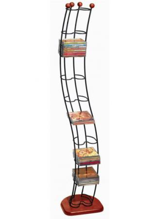 110 Cd Wave Tower (Cherry/Black)