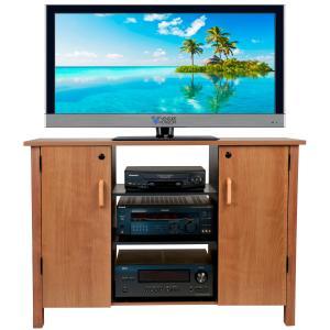 Multi-Media Cabinet oak