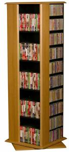 Revolving Media Tower Molded 2391 Racksncabinets