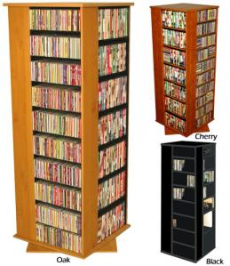 Revolving Media Tower Grande 2393 Racksncabinets