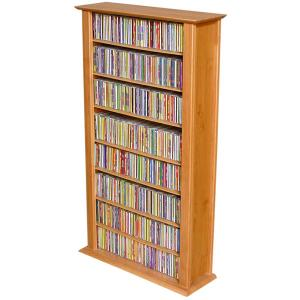 Media Storage Tower-50 Regular Single