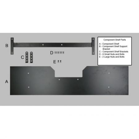 Add-On Component Shelf