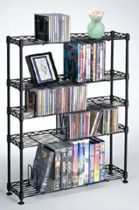 5-Tier Multimedia Shelving - 275