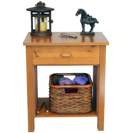 Nouvelle Night Stand oak