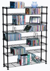 Maxsteel 8-Tier Multimedia Rack