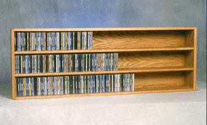 354 CD capacity wall rack