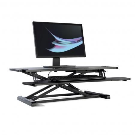 Atlantic Height Adjustable Standing Desk Converter X-Large