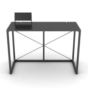 Tech Desk In Black