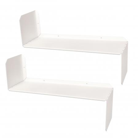 Atlantic Flex Long-Sleeve Shelf 2 Pack White