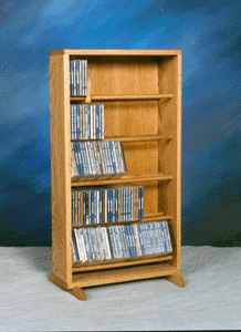 CD 210 Dowel Storage Rack