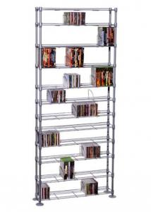 Maxsteel 12 Tier Multimedia Rack