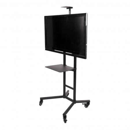 Atlantic Mobile TV Cart/Rolling TV Mount Stand 32