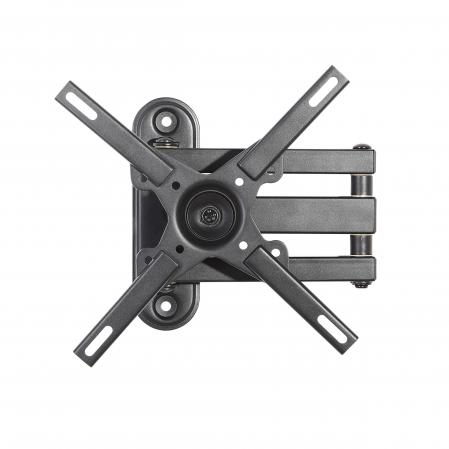Full Motion Tilt-Swivel-Rotation TV Wall Mount 12