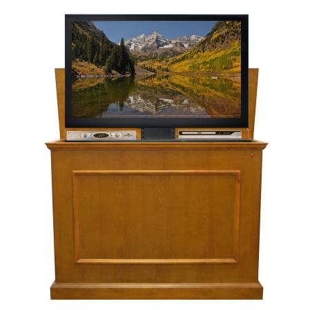 Elevate Honey TV Lift Cabinet