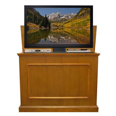 Elevate Honey TV Lift Cabinet