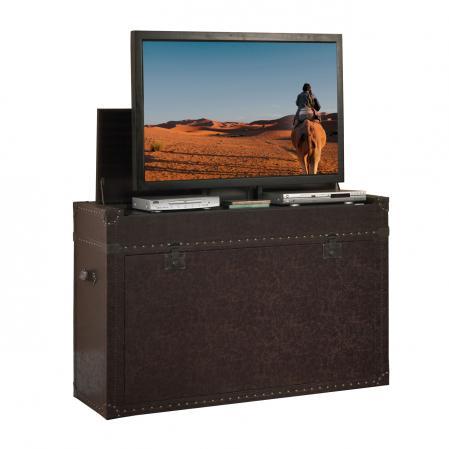 Ellis Trunk TV Lift Cabinet