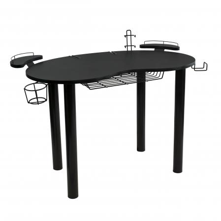 Atlantic Gaming Desk Eclipse Space Saver