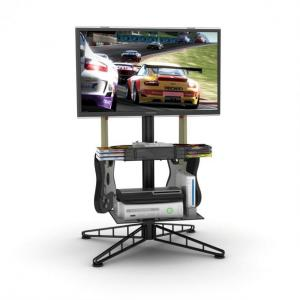 Spyder TV/Gaming Stand In Black