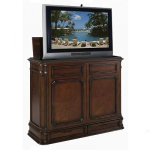 Crystal Pointe TV Lift Cabinet
