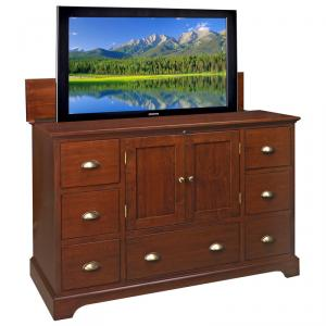 Restoration TV Lift Cabinet