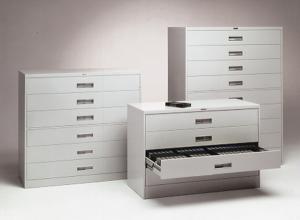 Medium Extra Deep Lateral Cabinet