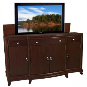 Ashford Manor TV Lift Cabinet