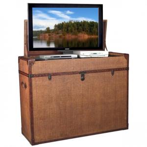 Bermuda Run TV Lift Cabinet