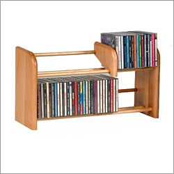 Combination CD/Video Rack - 88