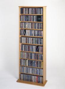 Solid Oak Veneer Rack - 500