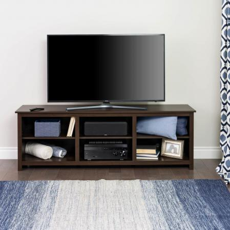 Tv Stands With Shelves Tv Stands