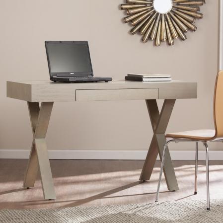Walcott Writing Desk - Gray Wash