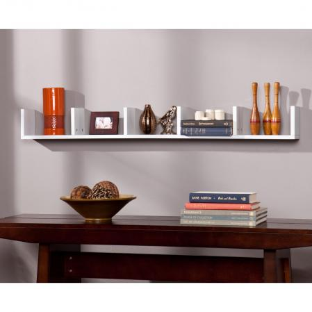 Seaside Shelf - White