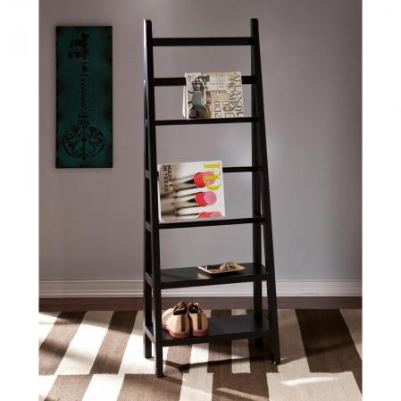Anywhere Storage/Display Ladder - Black