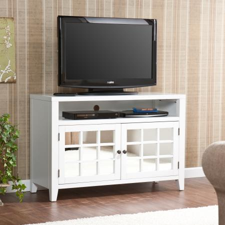 SOLD Marston TV/Media Stand - White
