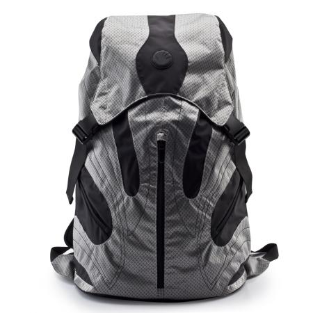 Kampus Backpack (Silver/Black)
