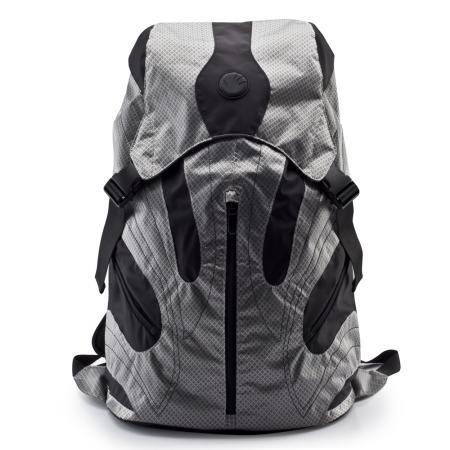Kampus Backpack (Silver/Black)
