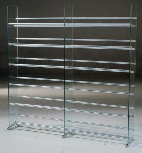 Cd/DVD/Vhs Storage Rack