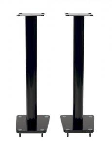 Glass & Steel Speaker Stands