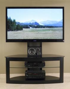 Flat Panel TV Universal Mounting System