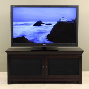 LED/LCD TV Stand for up to 58-inch Plasma, DLP and LED/LCD TVs